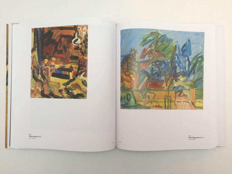 Frank Auerbach, William Feaver Signed For Sale 2