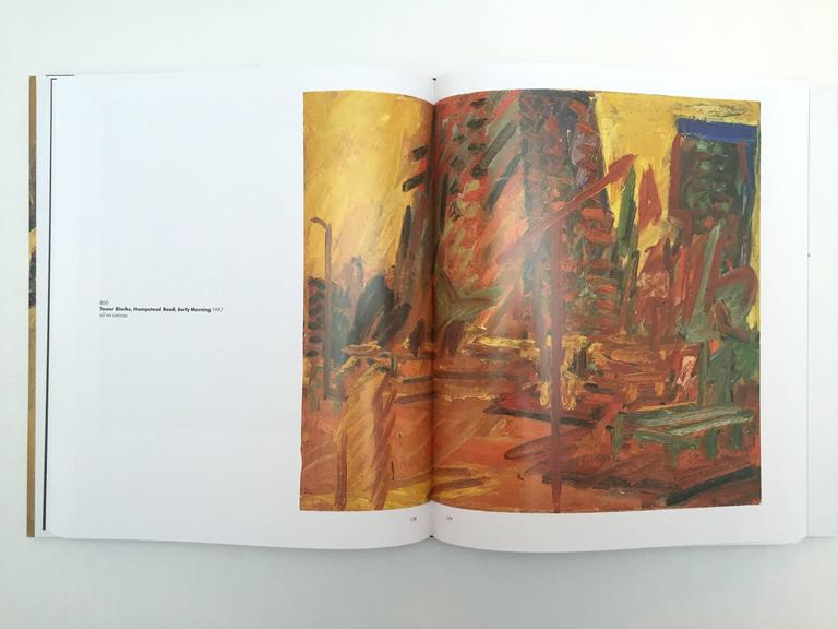 Frank Auerbach, William Feaver Signed For Sale 3