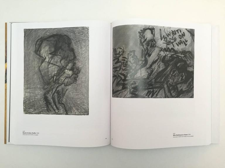 Frank Auerbach, William Feaver Signed For Sale 5