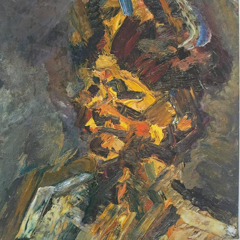 Frank Auerbach, William Feaver Signed For Sale 1