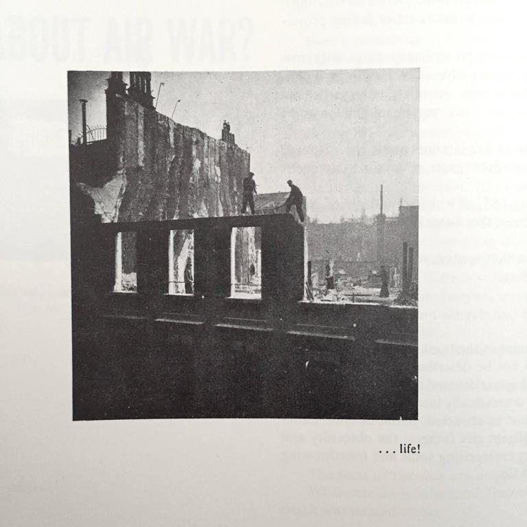 Mid-20th Century Le Corbusier  - The Radiant City 1967 For Sale