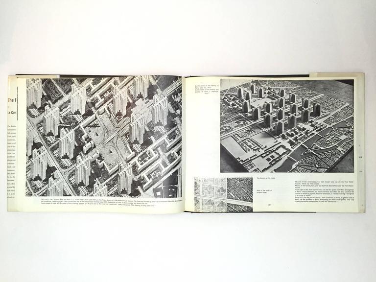 Le Corbusier  - The Radiant City 1967 For Sale 4