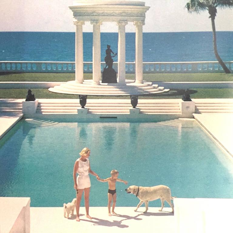 Pools, Kelly Klein - 1992 In Excellent Condition For Sale In London, GB