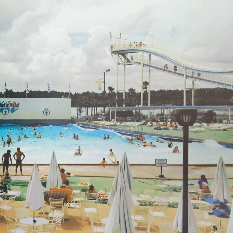 Late 20th Century Pools, Kelly Klein - 1992 For Sale