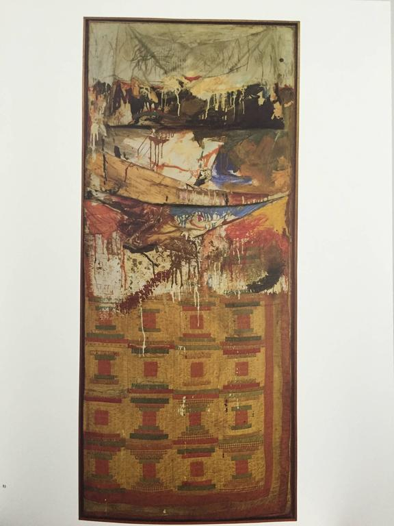 Rauschenberg Sculpture, Julia Terrell First Edition, 1995 In Excellent Condition For Sale In London, GB