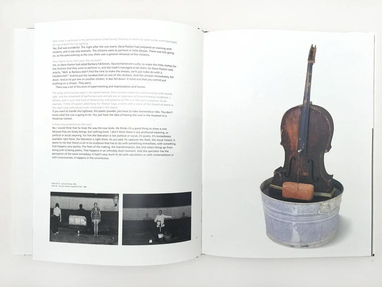 20th Century Rauschenberg Sculpture, Julia Terrell First Edition, 1995 For Sale