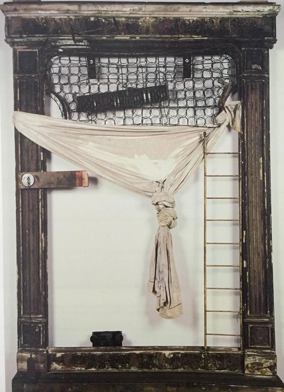 Paper Rauschenberg Sculpture, Julia Terrell First Edition, 1995 For Sale