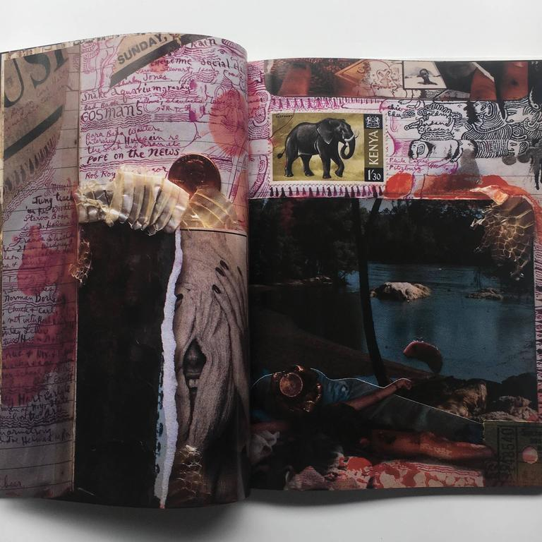 Diary Peter Beard 1st edition 1993 For Sale 1