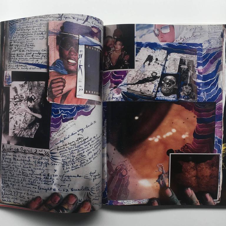 Diary Peter Beard 1st edition 1993 For Sale 2
