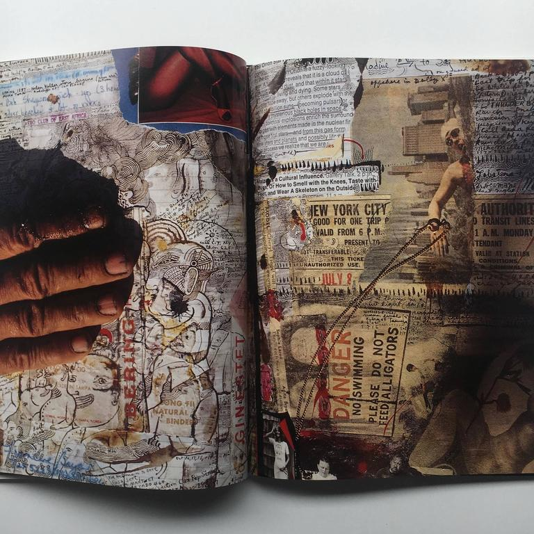 Diary Peter Beard 1st edition 1993 For Sale 4