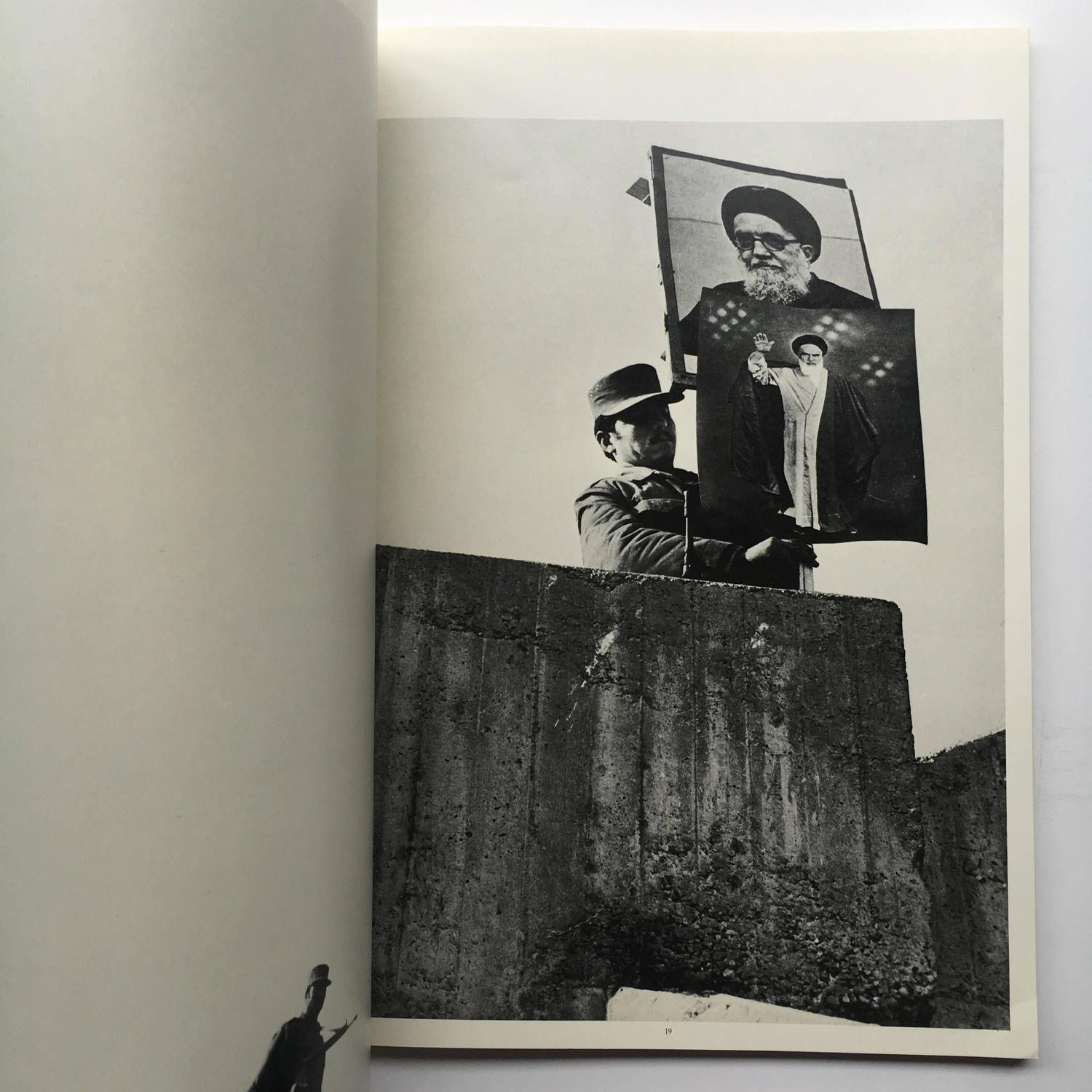Gilles Peress, Telex Persan Book, 1984 For Sale at 1stdibs