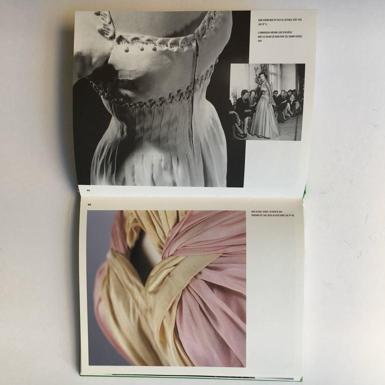 Fabulous Book on Madame Carven, Signed by Madame Carven, Grand Couturier 4