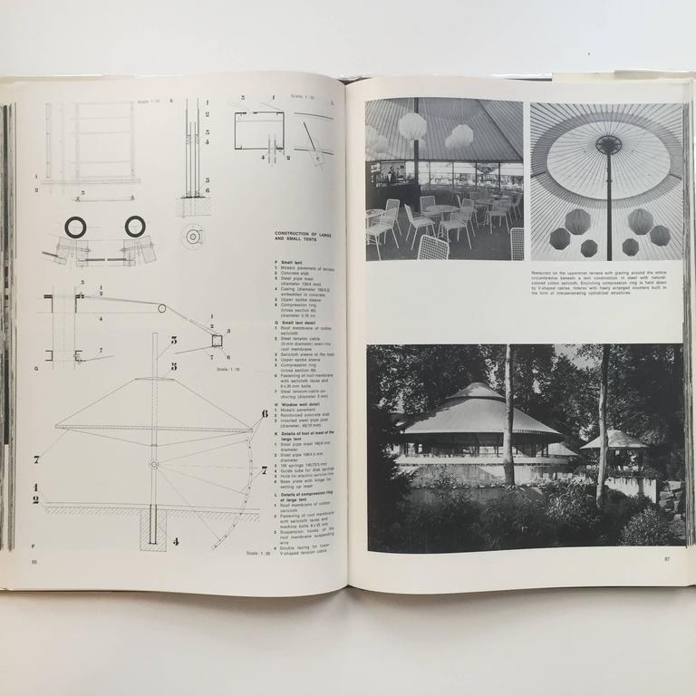 Late 20th Century Restaurant Architecture and Design by Max Fengler, 1971 For Sale