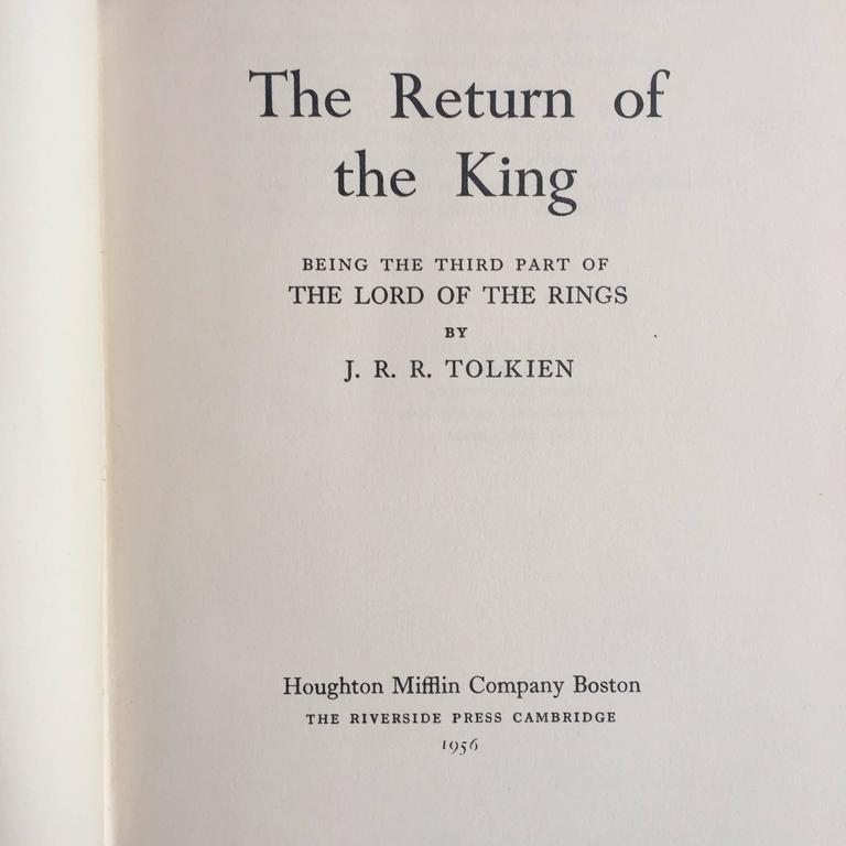 American J.R.R Tolkien,