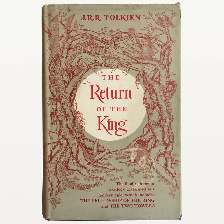 J.R.R Tolkien,