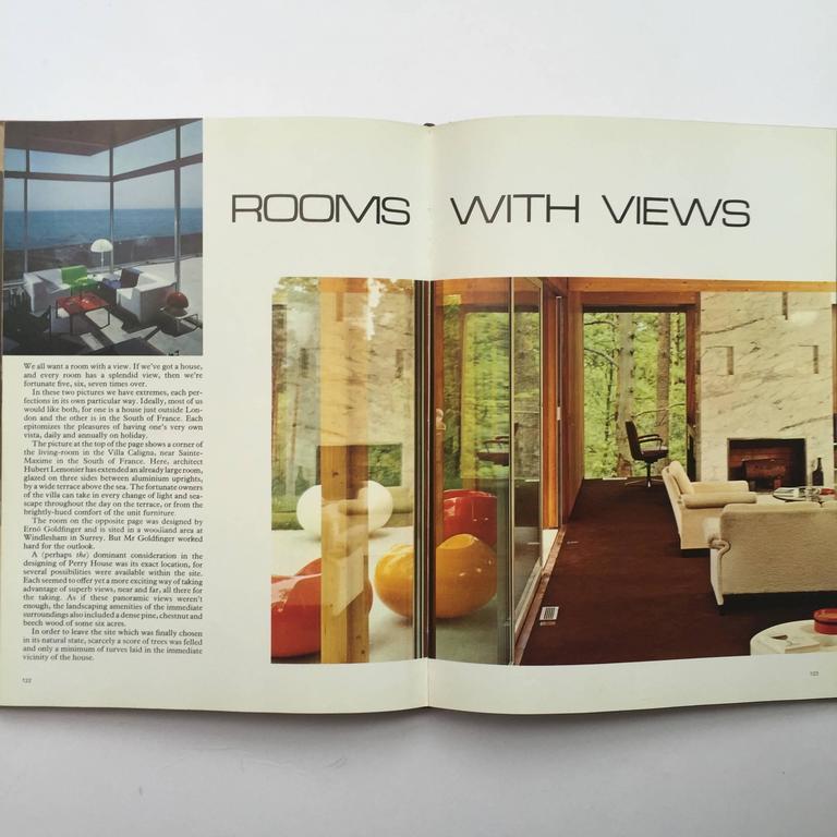 Robert harling modern furniture and decoration book for for Designer furniture sale london