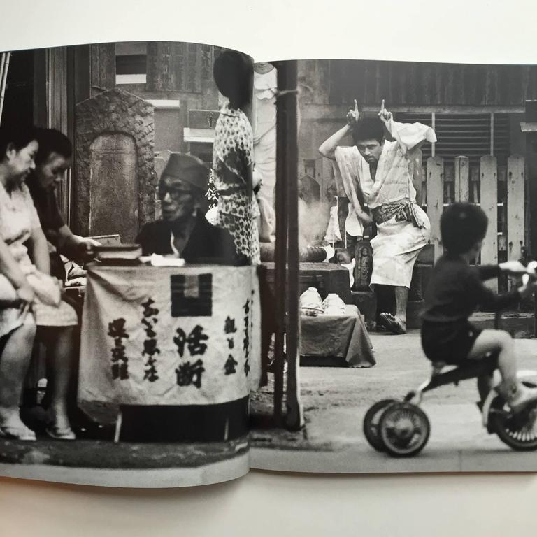 Published by Aperture, 2009   A groundbreaking book and a Classic of Japanese photography, known for pushing the boundaries of traditional photography, Hosoe recaptures some of the lost landscapes and scenes of his childhood experiences of Japan,