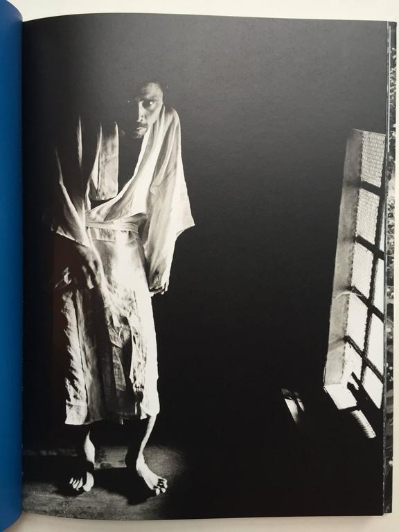 Eikoh Hosoe Kamaitachi Book In Excellent Condition For Sale In London, GB