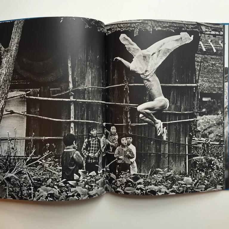 Eikoh Hosoe Kamaitachi Book For Sale 1