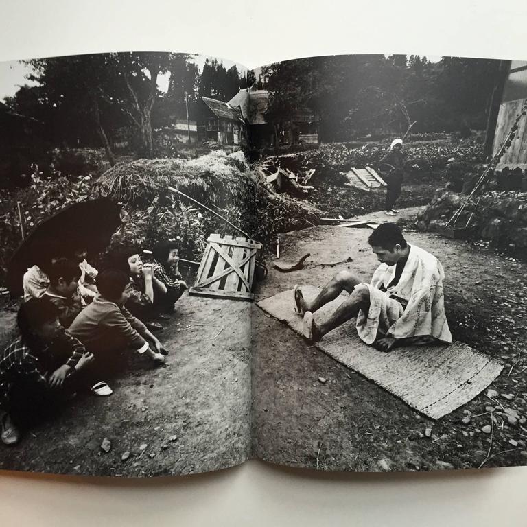 Eikoh Hosoe Kamaitachi Book For Sale 2