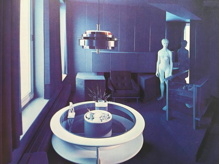 Decorative Art and Modern Interiors, Environments for People, 1980 For Sale 5
