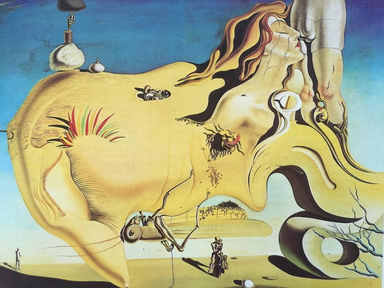 Salvador Dali, Rétrospective, 1920-1980 For Sale 1