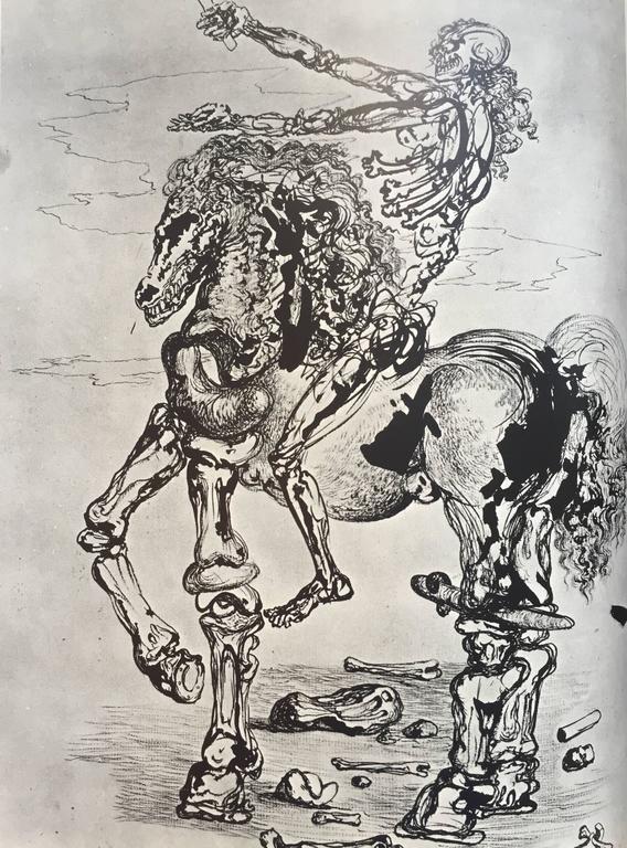 Salvador Dali, Rétrospective, 1920-1980 For Sale 2