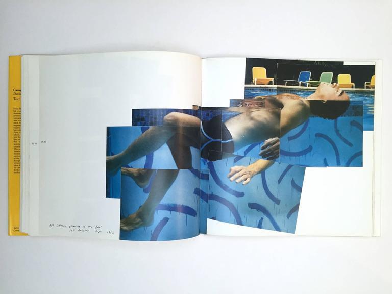 British David Hockney, Cameraworks, 1st Edition 1984 For Sale