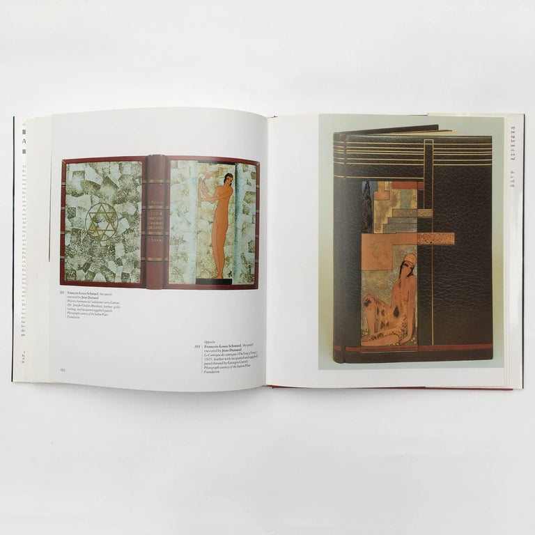 Art Nouveau and Art Deco Bookbinding, the French Masterpieces, 1880-1940 For Sale 1