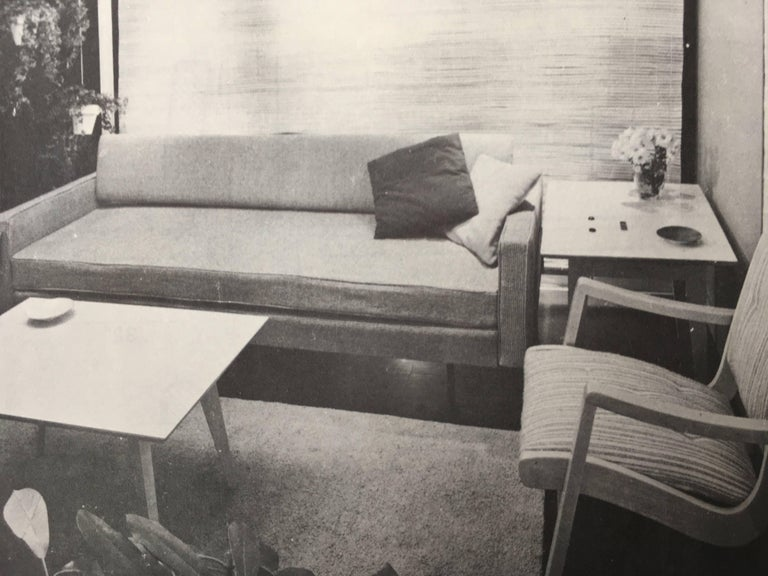 American Modern Furniture, its Design and Construction by Mario Dal Fabbro, 1950 For Sale