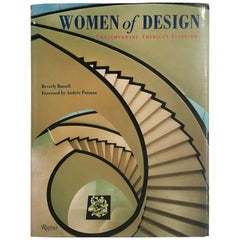 Women of Design, Contemporary American Interiors, Forward by Andree Putnam