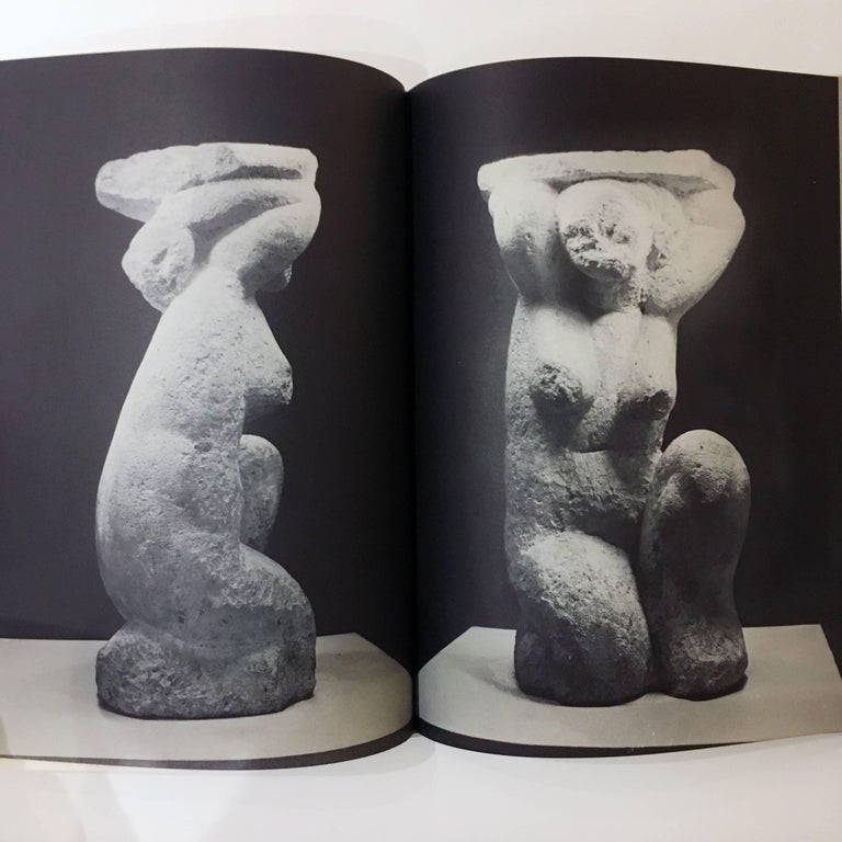 Modigliani the Sculptor, Book In Good Condition For Sale In London, GB