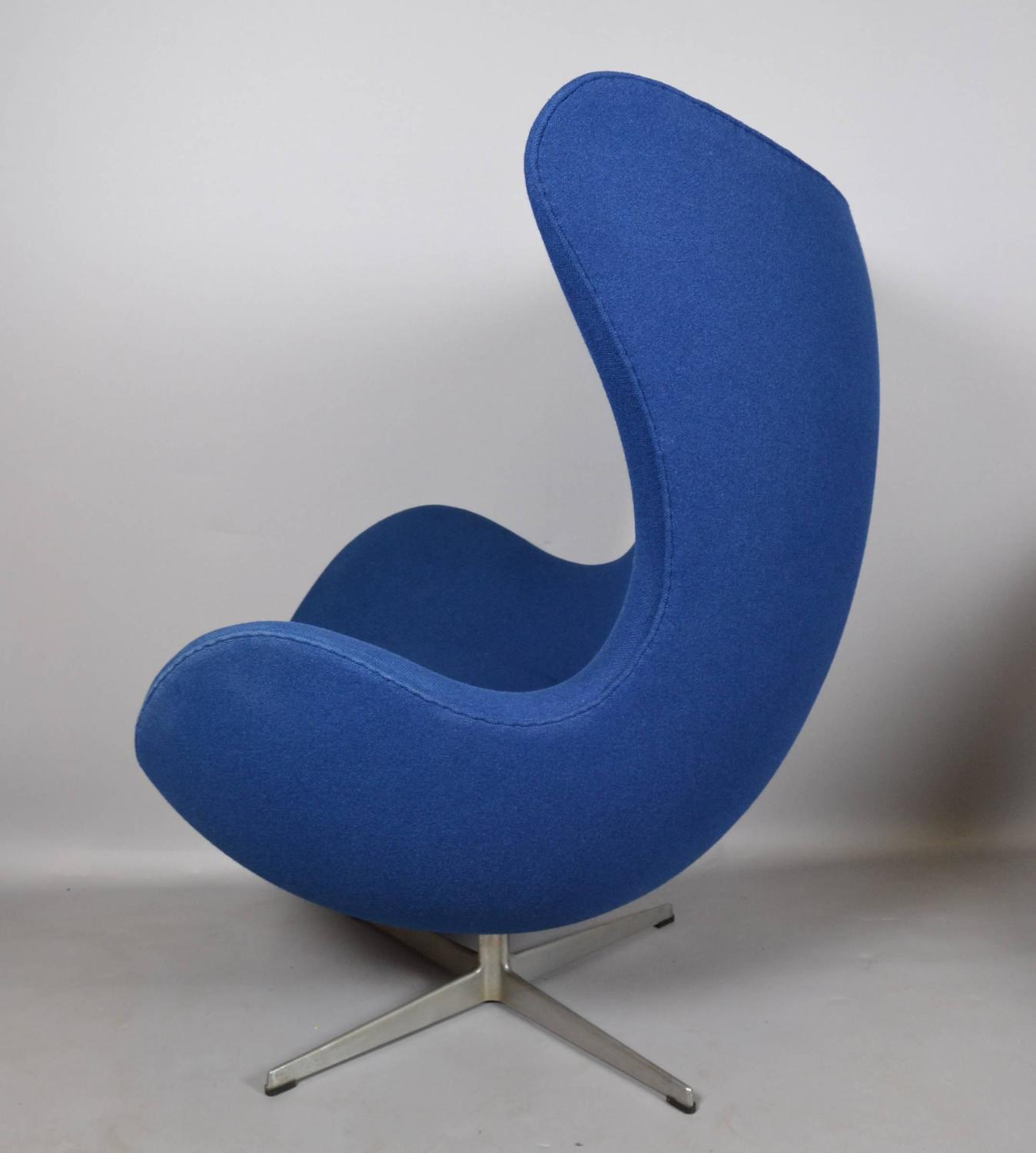 Arne Jacobsen Egg Chair 1970s For Sale At 1stdibs