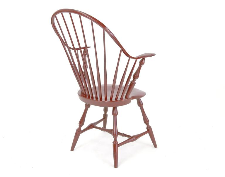 Traditional Style Windsor Chair Captainu0027s Chair. Exquisitely And Expertly  Handcrafted From Solid Hardwoods, And