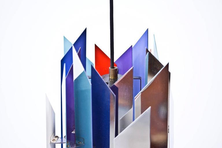 Divan 2 pendant lamp by simon p henningsen at 1stdibs for Divan 1 tivoli