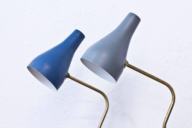 Swedish 1950s Table Lamps by ASEA In Excellent Condition For Sale In Stockholm, SE