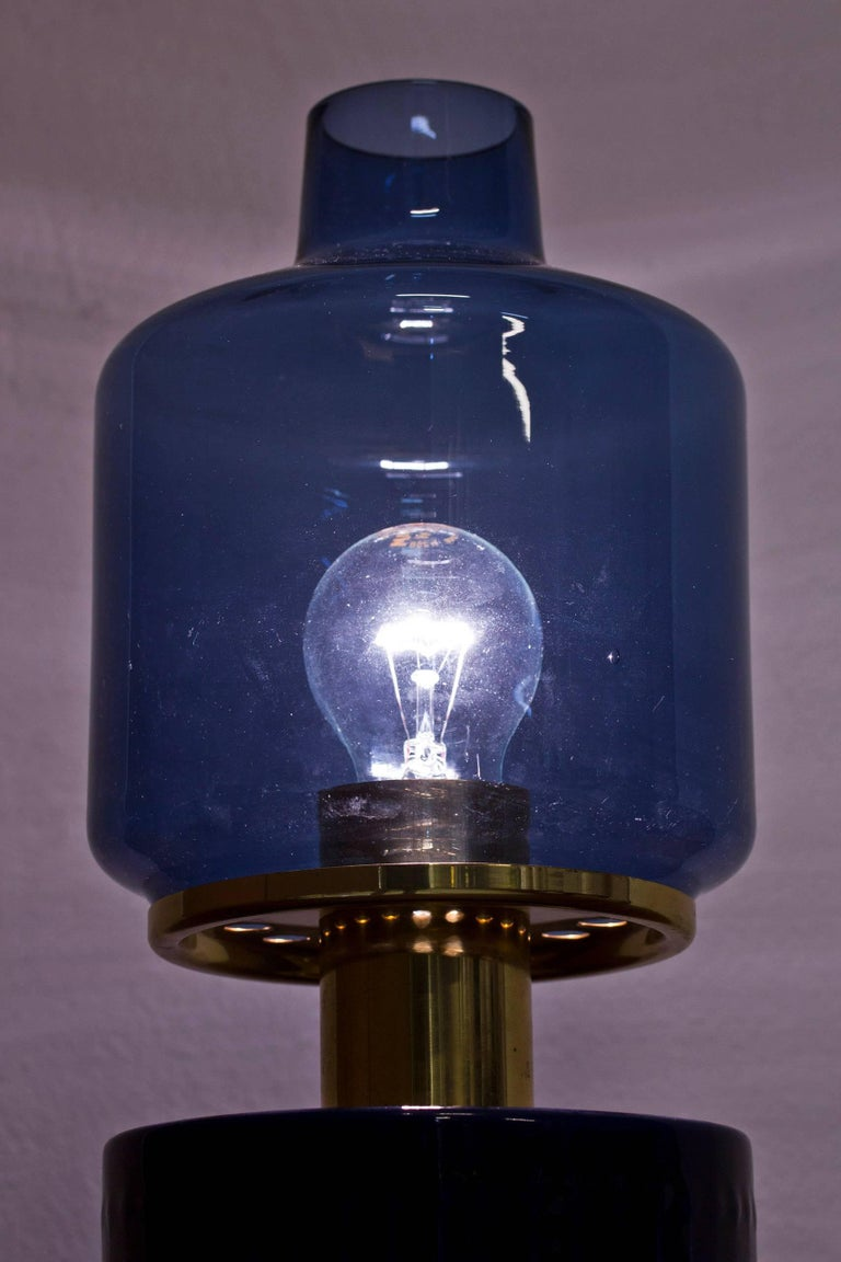 Mid-20th Century Rare 1960s Table Lamp by Agne Jakobsson and Andersson