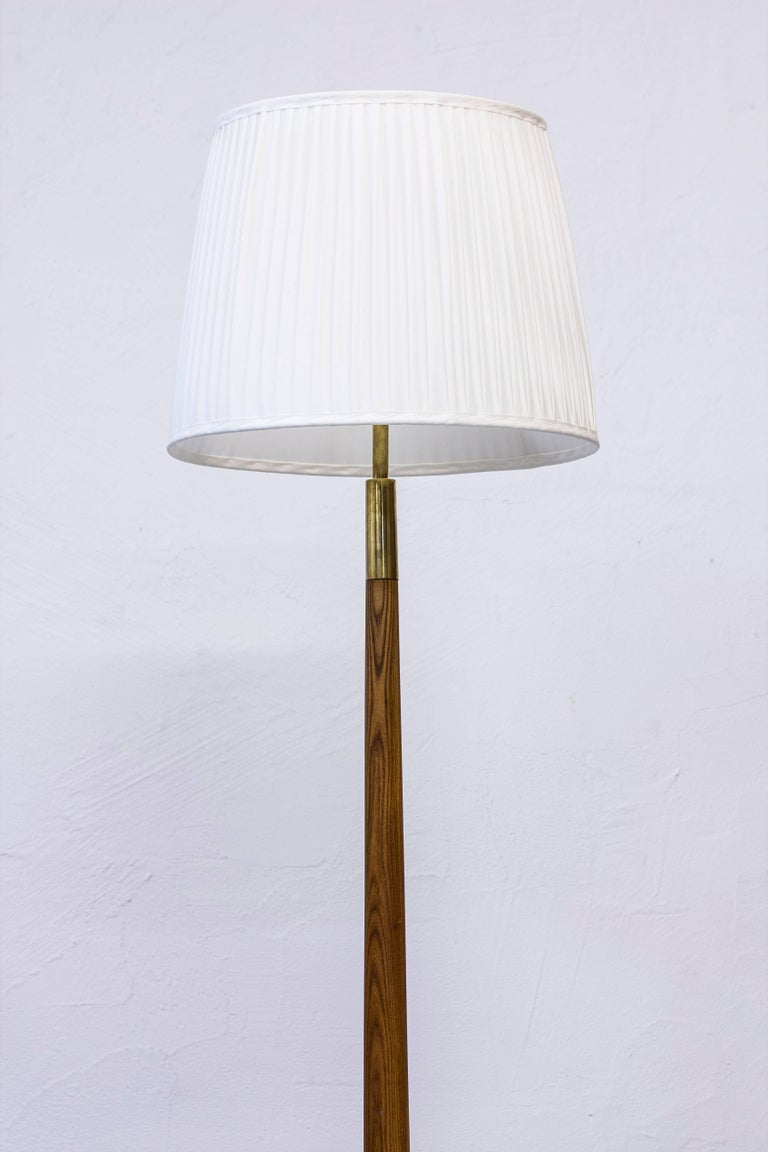 Swedish floor lamp by asea 1950s at 1stdibs for 1950s floor lamps