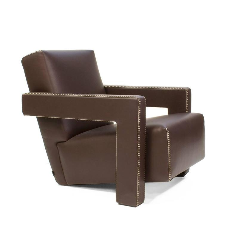 Modern Brown Leather Armchair 28 Images H 252 Lsta Designer Armchair Brown Leather Modern At