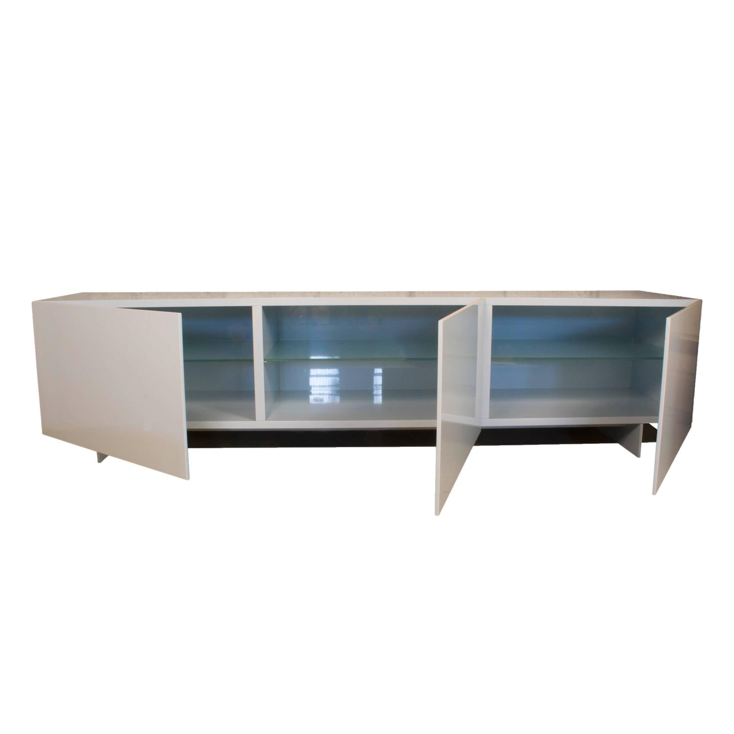 uni three drawer cabinet sideboard by piero lissoni for. Black Bedroom Furniture Sets. Home Design Ideas