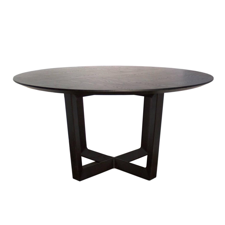 Round Bolero Table By Roberto Lazzeroni For Poltrona Frau