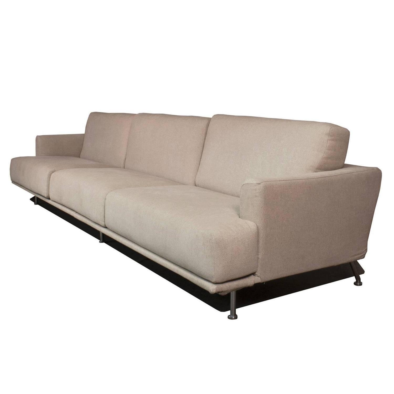 Nest three seat sofa by piero lissoni for cassina italy for Cassina italy
