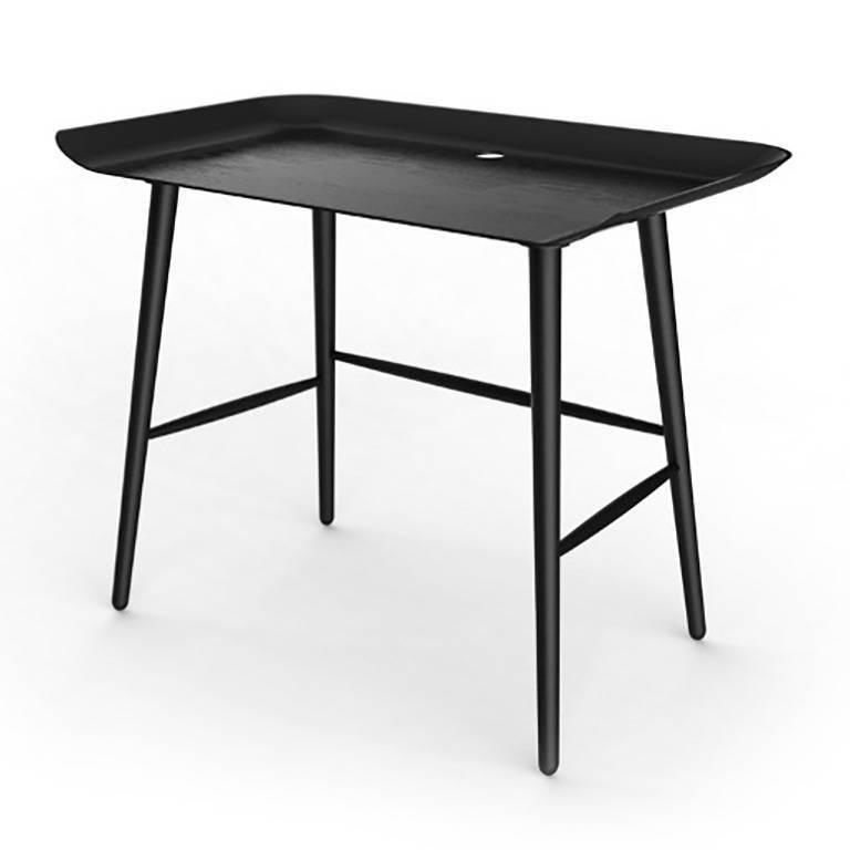 Brand New Black Moooi Wood Work Desk By Marcel Wanders 2