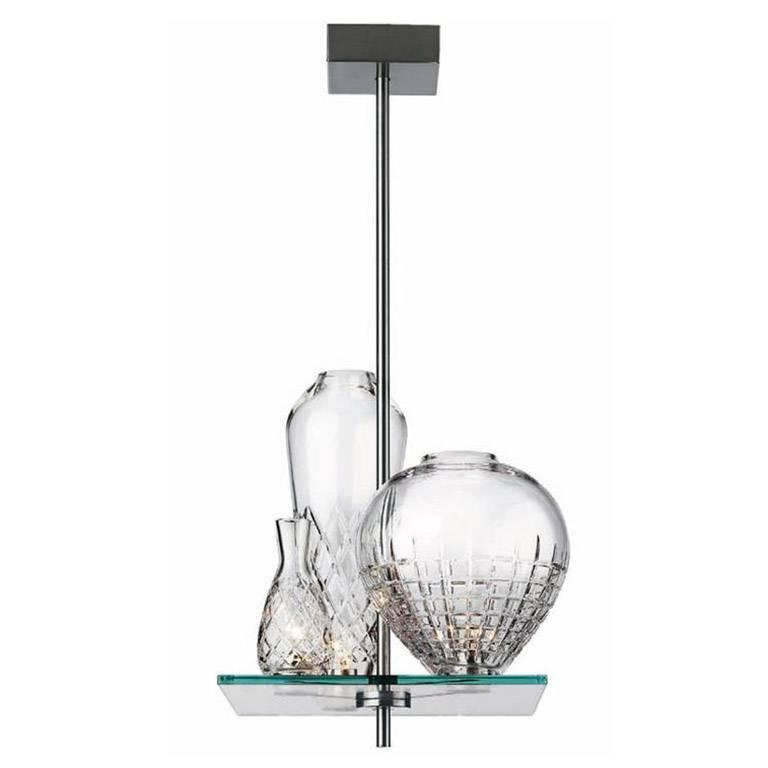 starck lighting. Crystal Cicatrices De Luxe Three Ceiling Light By Philippe Starck For Flos Italy Sale At 1stdibs Lighting N