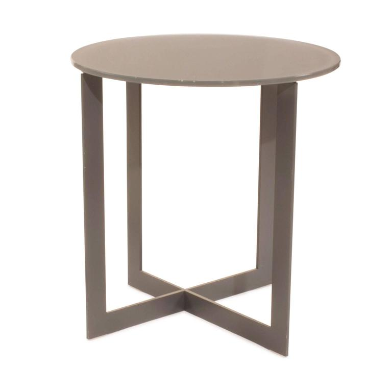 Domino Side Table by Nicola Gallizia for Molteni Italy For Sale at