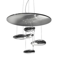 Mercury Mini Suspension Light by Ross Lovegrove for Artemide, Italy
