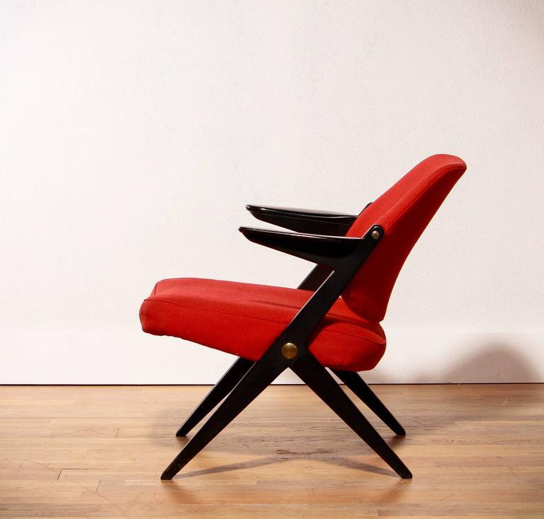 1950s Bengt Ruda Lounge Chair For Nordiska Kompaniet For