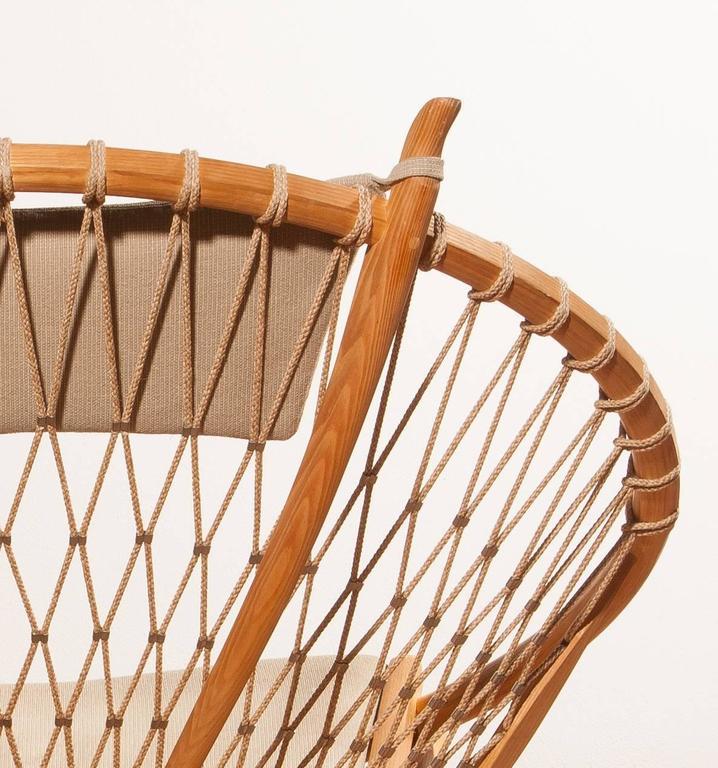 Danish 1980s ,'Circle' Chair by Hans J. Wegner for PP Möbler
