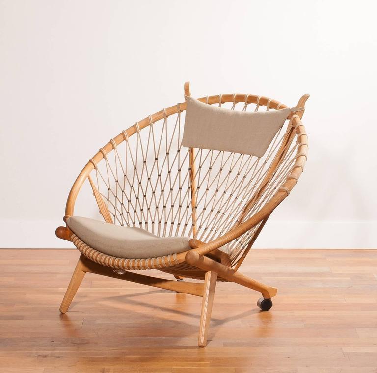 1980s ,'Circle' Chair by Hans J. Wegner for PP Möbler 1