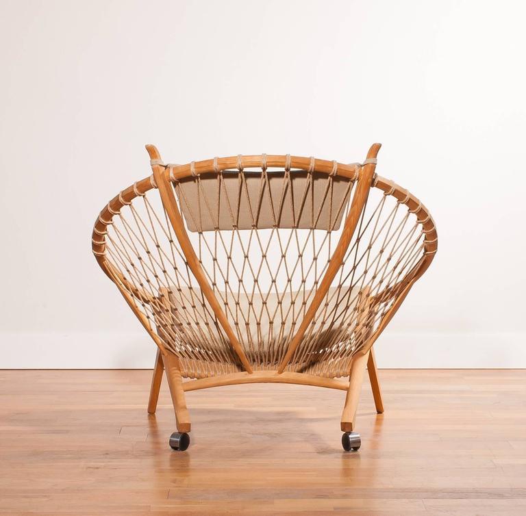1980s ,'Circle' Chair by Hans J. Wegner for PP Möbler 2